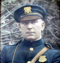 Officer James Burns